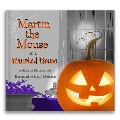 Martin the Mouse in the Haunted House