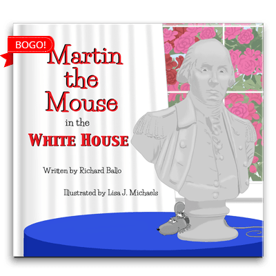 Mouse in the White House - BOGO Deal