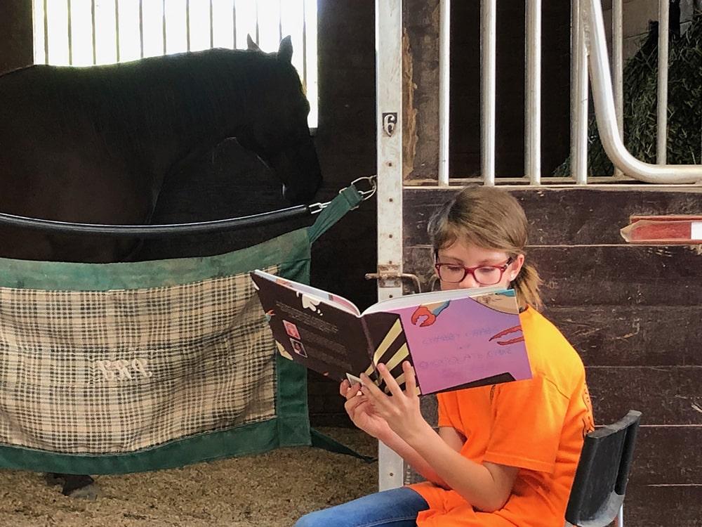 Richard Ballo at Horse Tales 014
