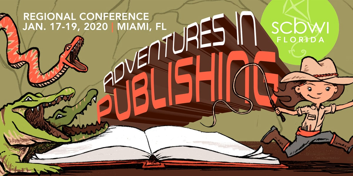 SCBWI Conference