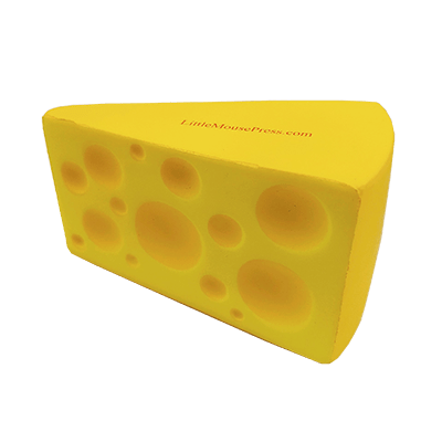 Squeezy Cheese Toy