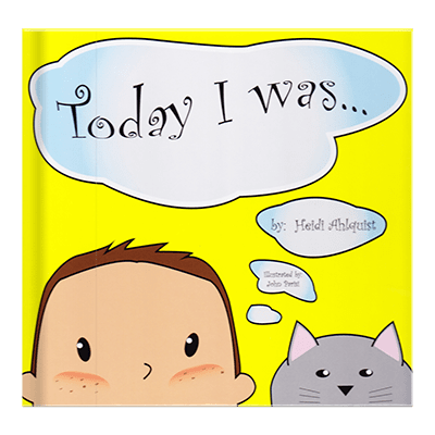 Today I Was - Tolman Main Press Children's Books