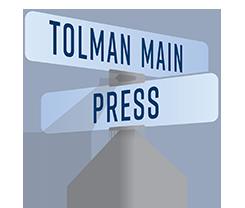 Tolman Main Press Logo